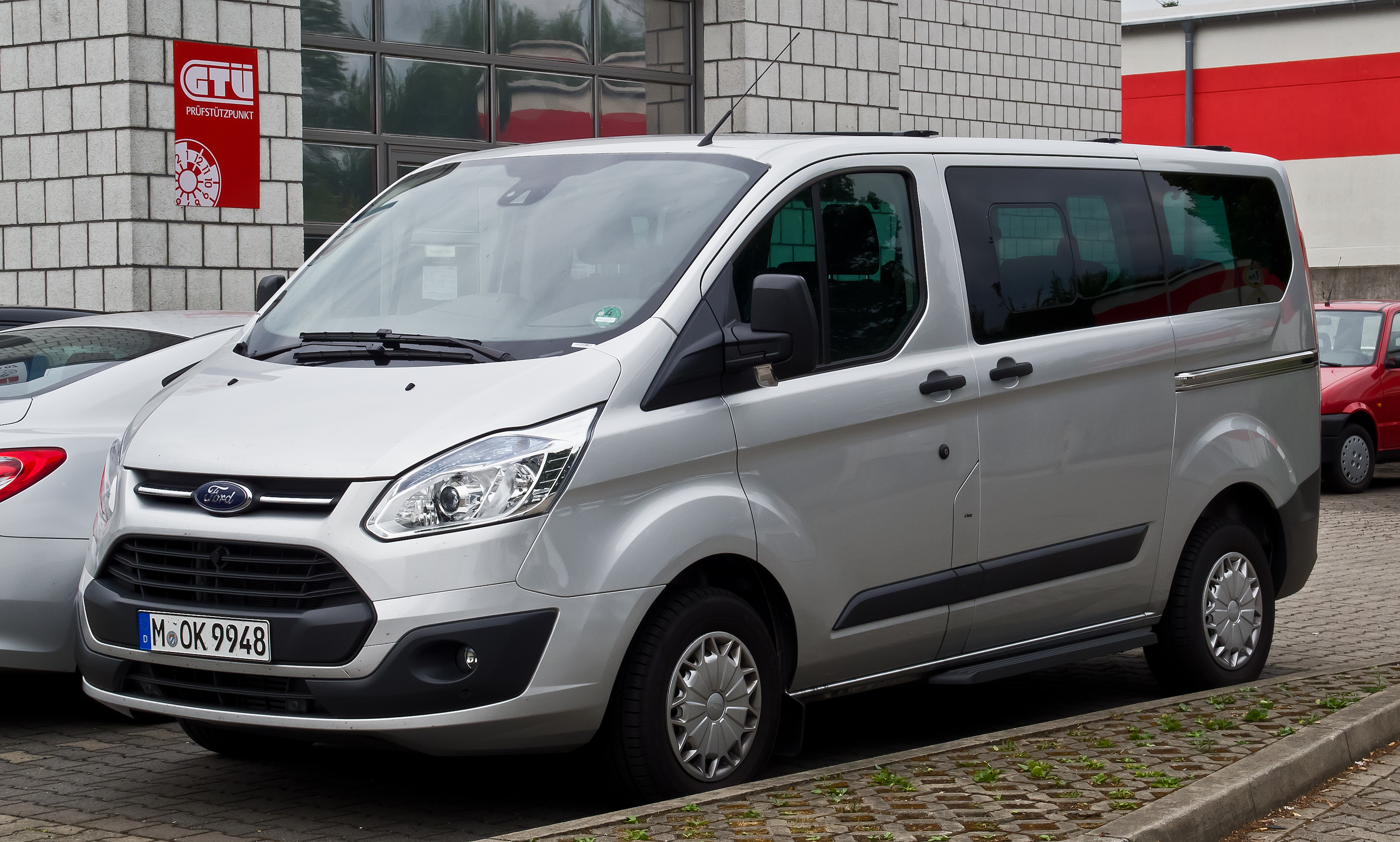 Ford Transit Custom - Wikipedia