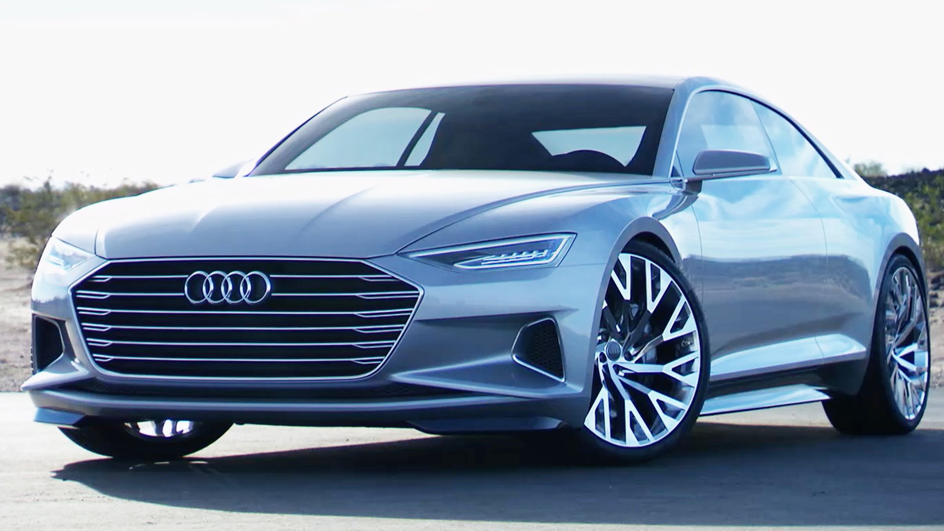 Future Audi A9 - Viewing Gallery