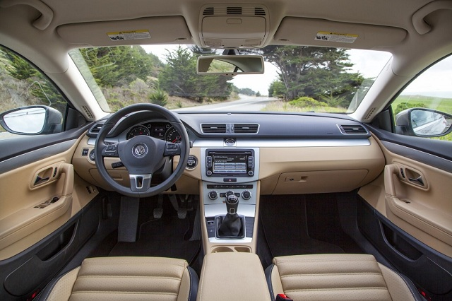Gallery For > 2015 Passat Interior
