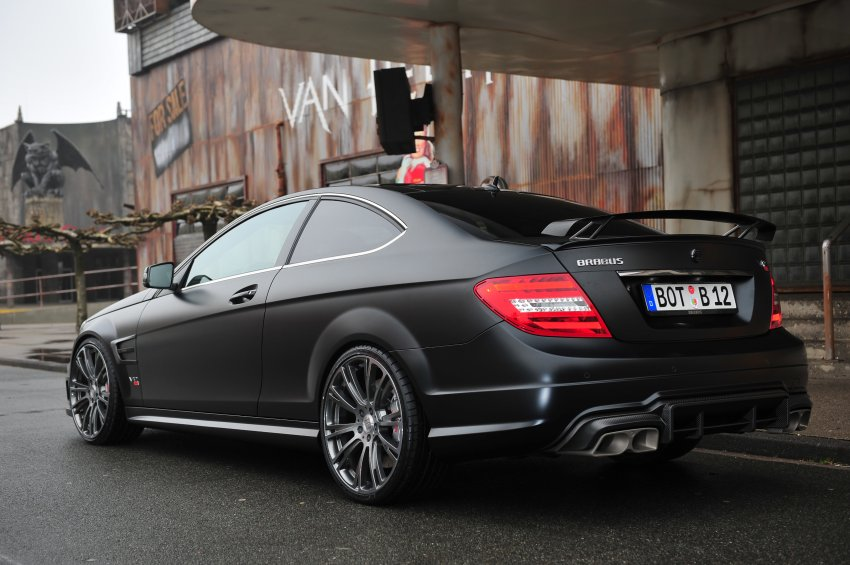 mercedes brabus tuning kit