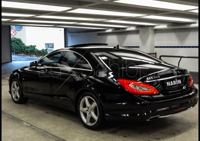 mercedes cls 350 usato