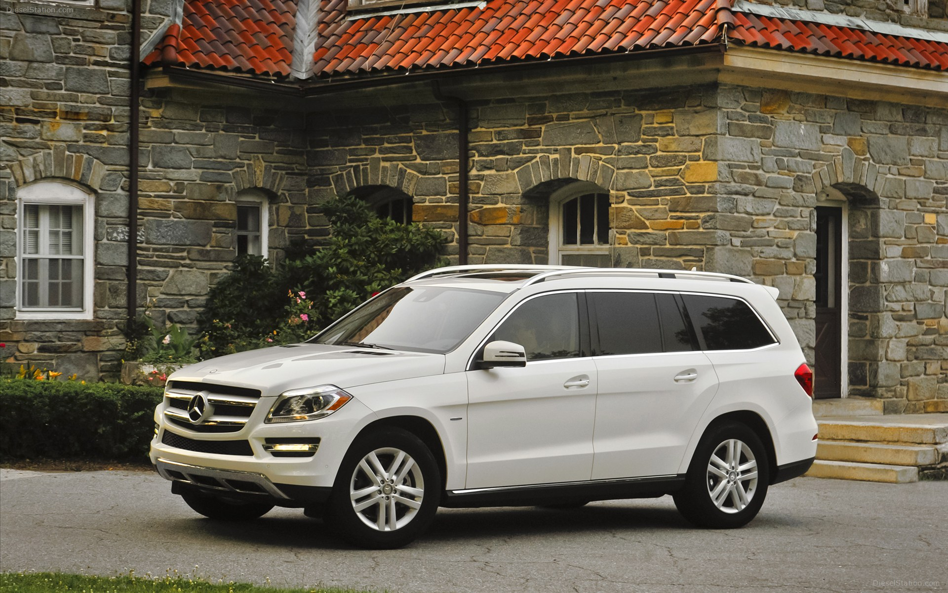 mercedes gl 350 cdi youtube