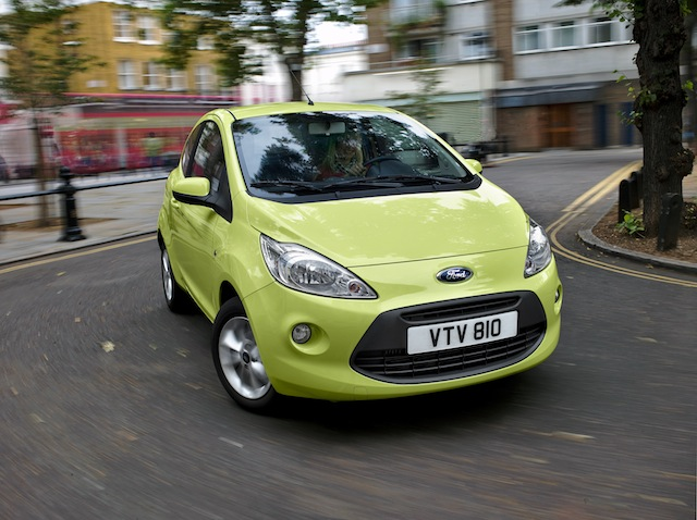 New Ford Ka review (image 2) .
