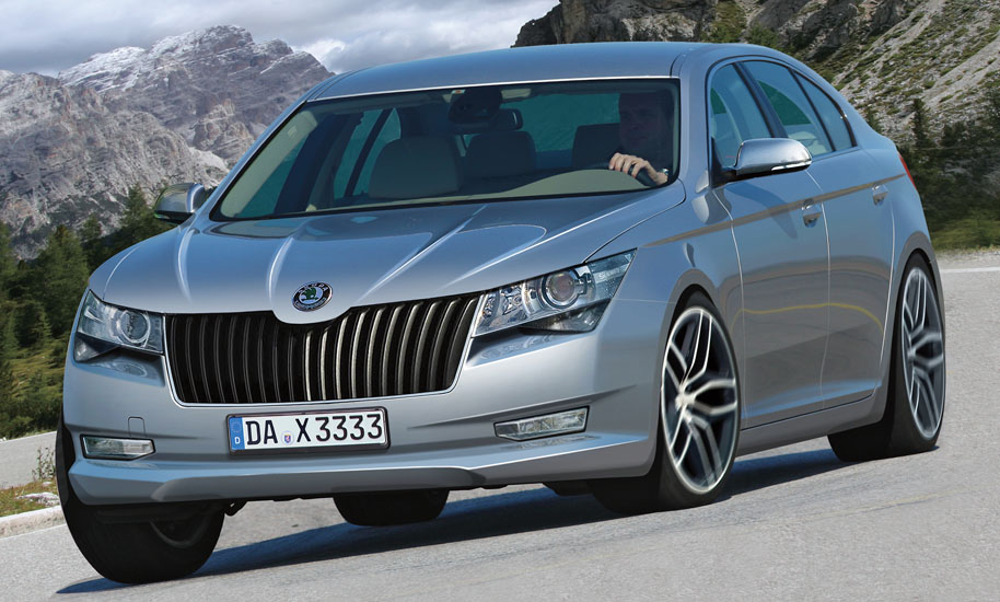 New Review Model Skoda Superb Combi 2015 Release and Price