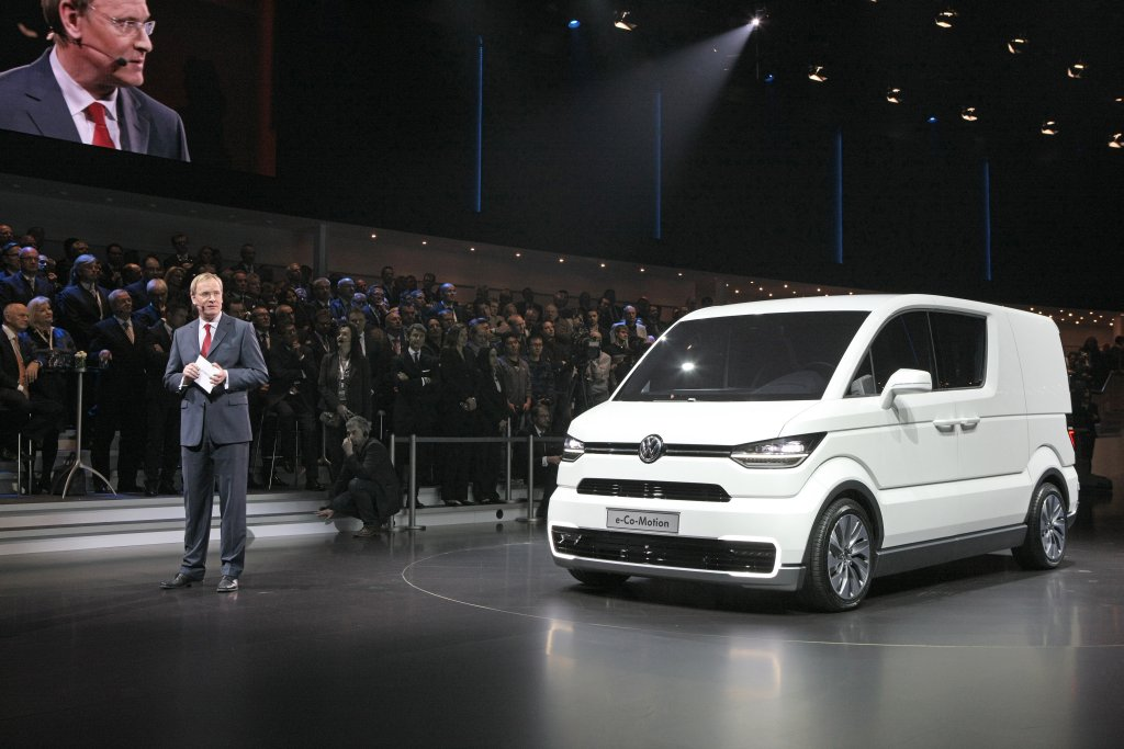 new vw transporter t6 2015