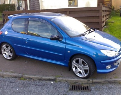 peugeot 206 multimedya