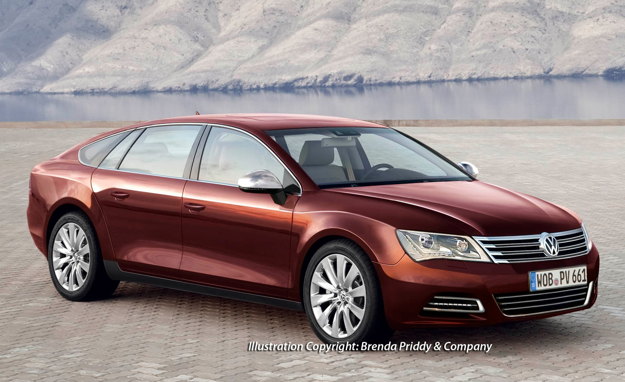 used-Volkswagen-Passat | News Car Reviews