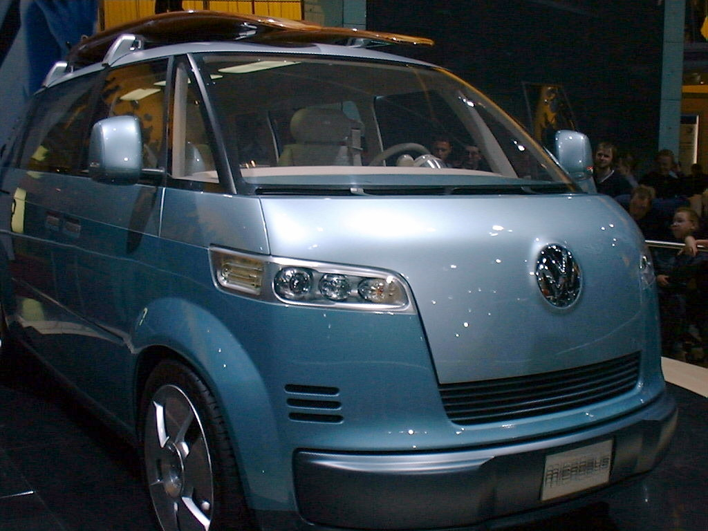 Volkswagen Microbus Concept - Wikipedia, the free encyclopedia