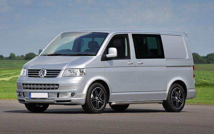 Volkswagen Transporter Limited Edition X models for 150 Lucky