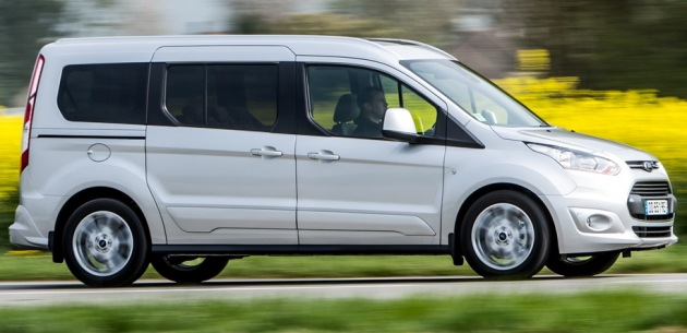YENİ FORD GRAND TOURNEO CONNECT'İN DETAYLI İNCELEMESİ