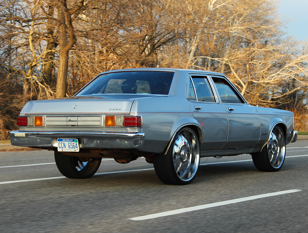1977 Ford Granada donk | CLASSIC CARS TODAY ONLINE