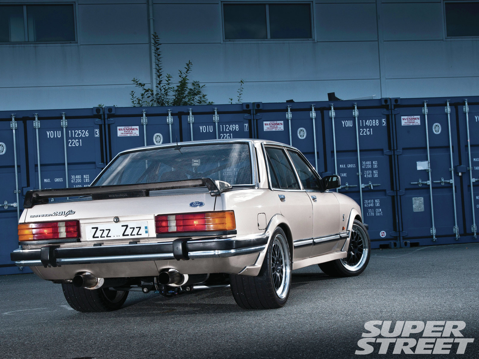 1982 ford granada Car Tuning