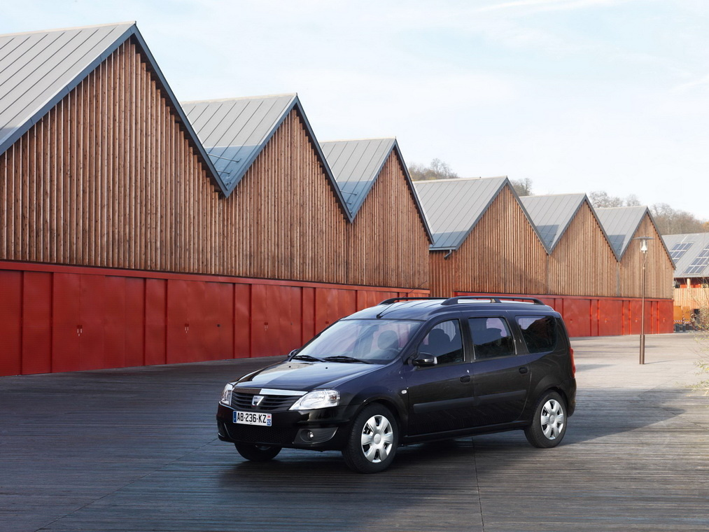 2010 Dacia Blackline Edition