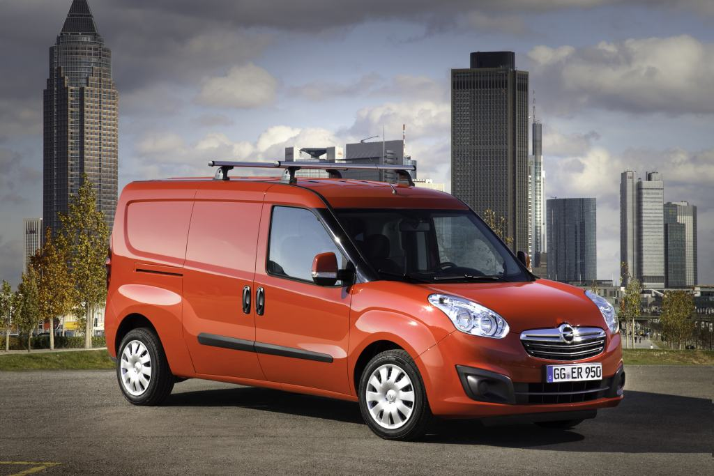 2012 Opel Combo | Sense The Car
