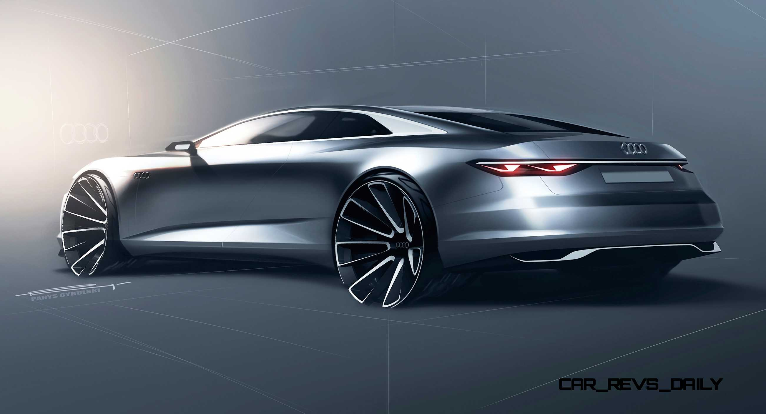 2014 Audi Prologue Concept - World Debut and Design Analysis