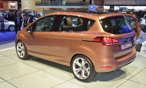 2014 Ford B-Max price,engine and colors - New Ford cars 2014 2015