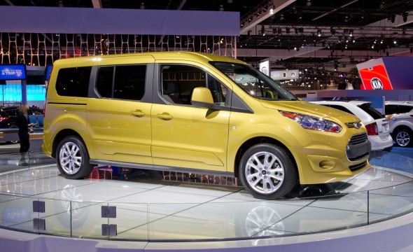 2014 Ford Tourneo Connect review and engine - Ford Cars 2014 2015