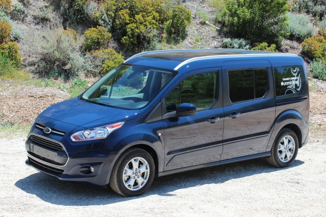 2014 Ford Transit Connect, 2015 GMC Canyon, 2015 Challenger SRT