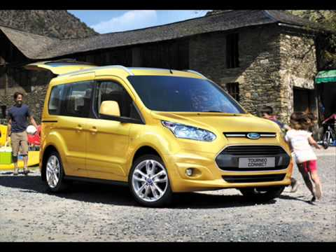 2014 Ford Transit Connect Named International Van of the Year (JD