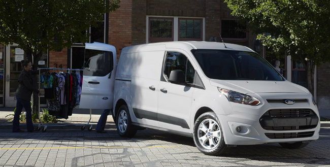 2014 Ford Transit Connect vs. 2015 Chevy City Express Allegheny Trucks
