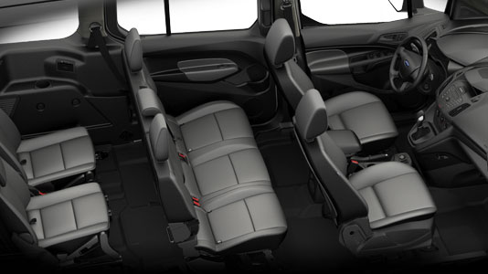 2014 Ford Transit Connect XLT Wagon | The 2014 Ford Transit