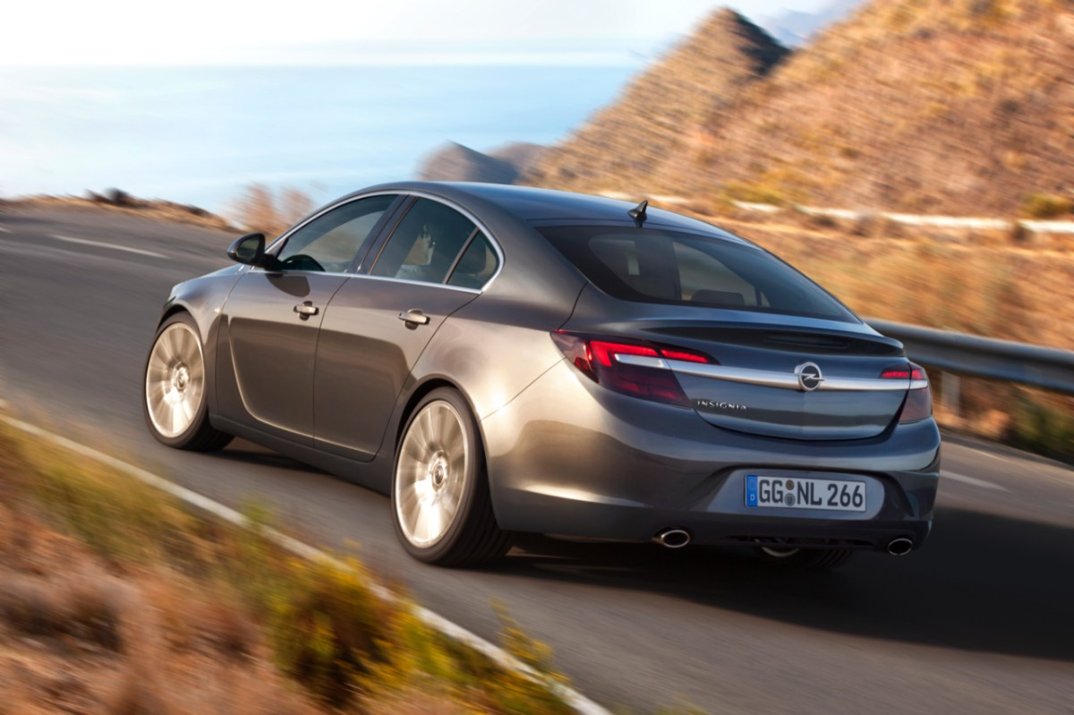 2014 Opel-Vauxhall Insignia Revealed | GM Authority