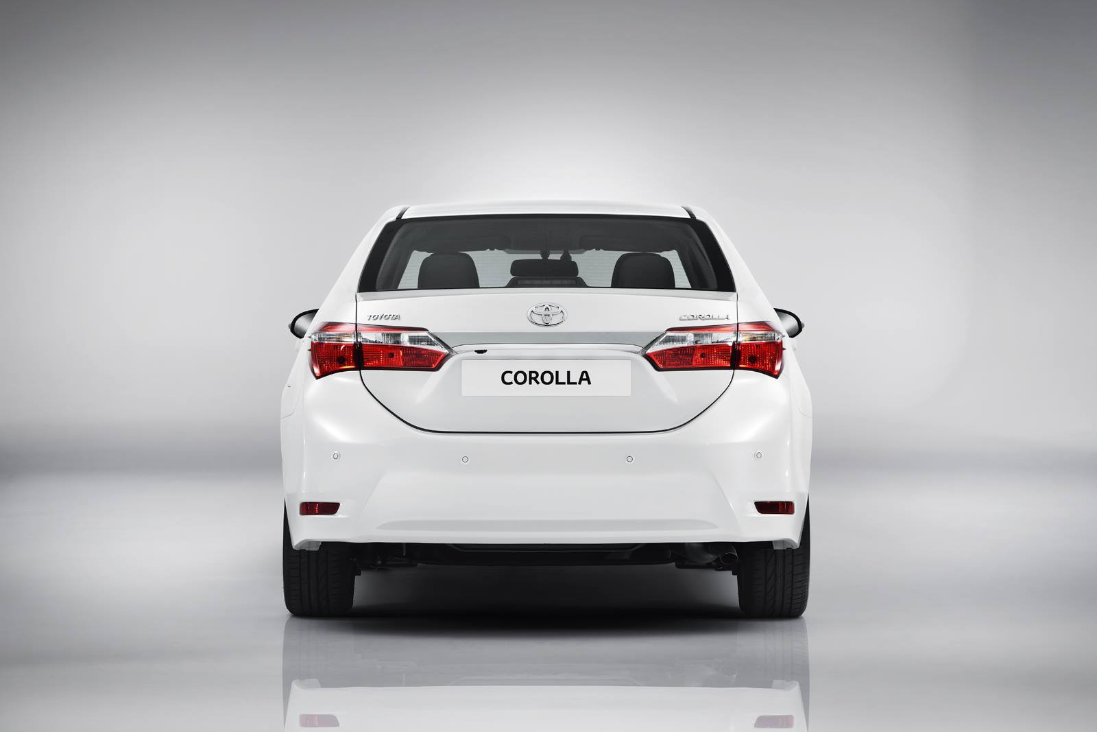 2014 Toyota Corolla Europe Version Unveiled - Photo Gallery