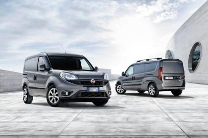 2015 Fiat Doblo Cargo Van Debuts New Styling And Tech ⛟| Car News