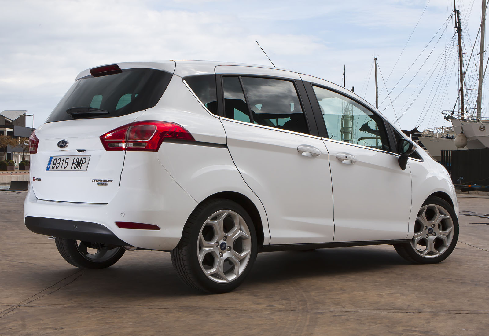 2015 Ford B-Max seat | Specification and Review Cars 2015