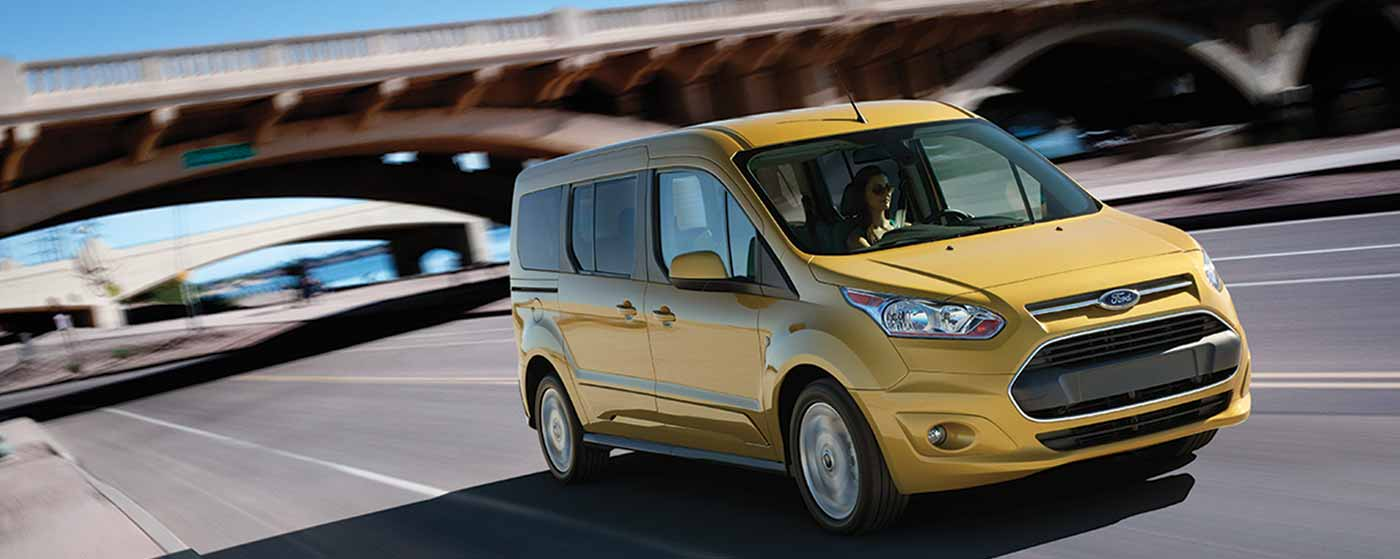 2015 Ford Transit Connect | Ford.