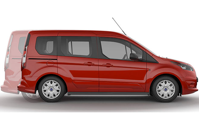 2015 Ford Transit Connect | Ford.com