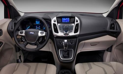 2015 Ford Transit Connect Wagon - New Ford Cars 2015 - 2016