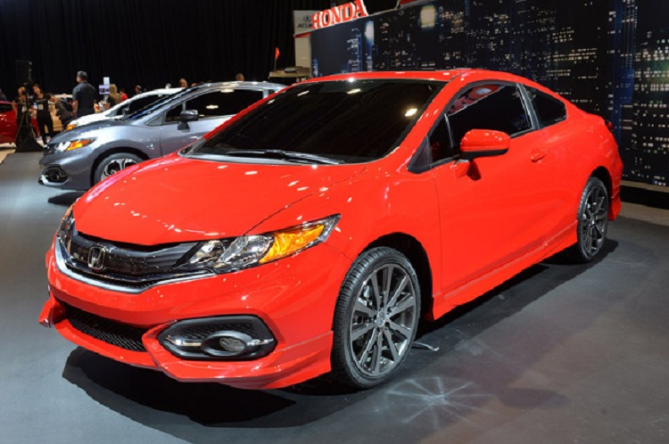 2015 Honda Civic Coupe - Price, Review, ex, si