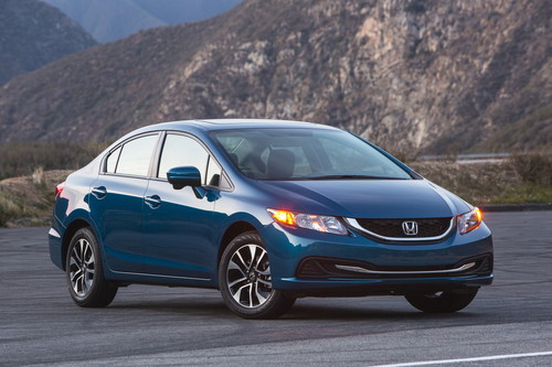 2015 Honda Civic introduces SE model | TFLCar.com: Automotive News