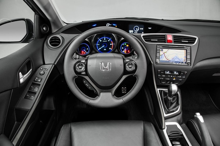 2015 Honda Civic NH | Grappone | Your NH Honda Dealer