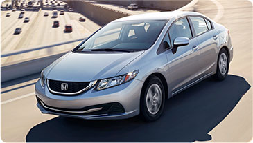 2015 Honda Civic Sedan Overview - Official Site