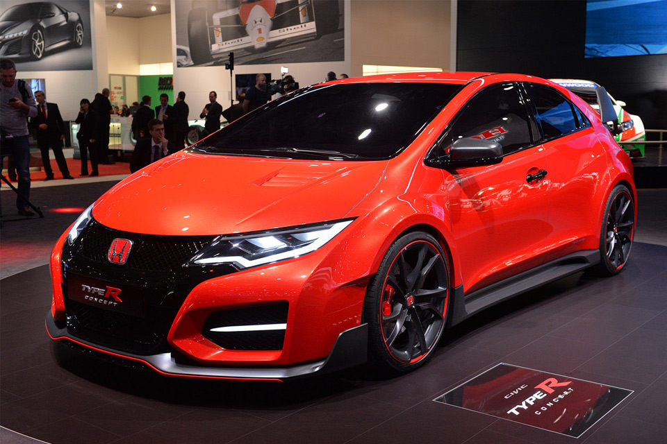 2015 Honda Civic Type R Overview - Joe