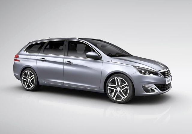 2015 New PEUGEOT 308 SW | OopsCars