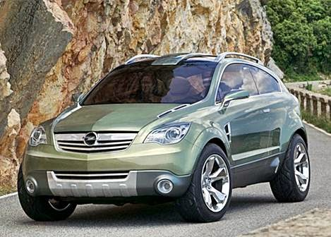 2015 Opel Antara - Design Review   CAR DRIVE AND FEATURE