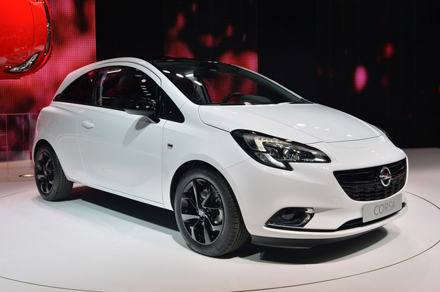 2015 Opel Corsa hatches slinky new style | Just Car News - Car