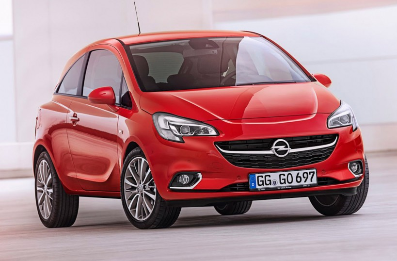 2015 Opel Corsa: New Light Hatch Revealed | The Motor Report