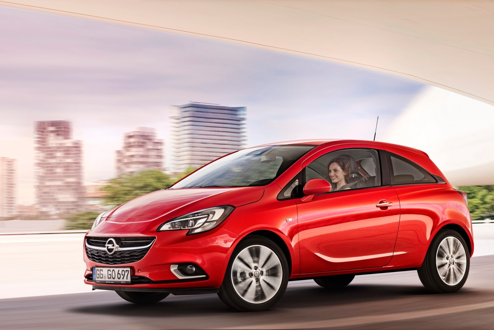 2015 Opel Corsa New Model Iphone Wallpaper #43238 Opel Car