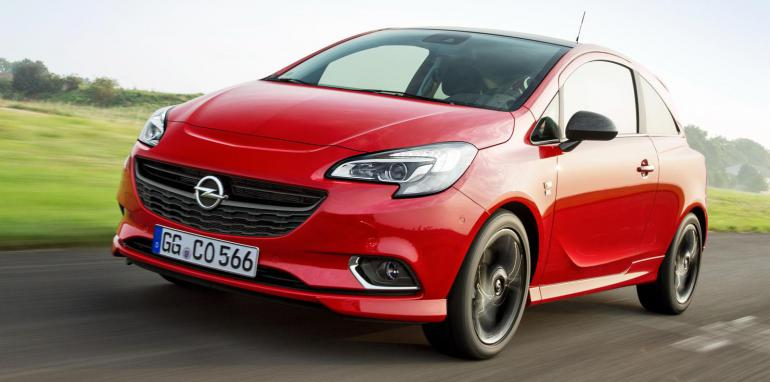 2015 Opel Corsa OPC Line models revealed
