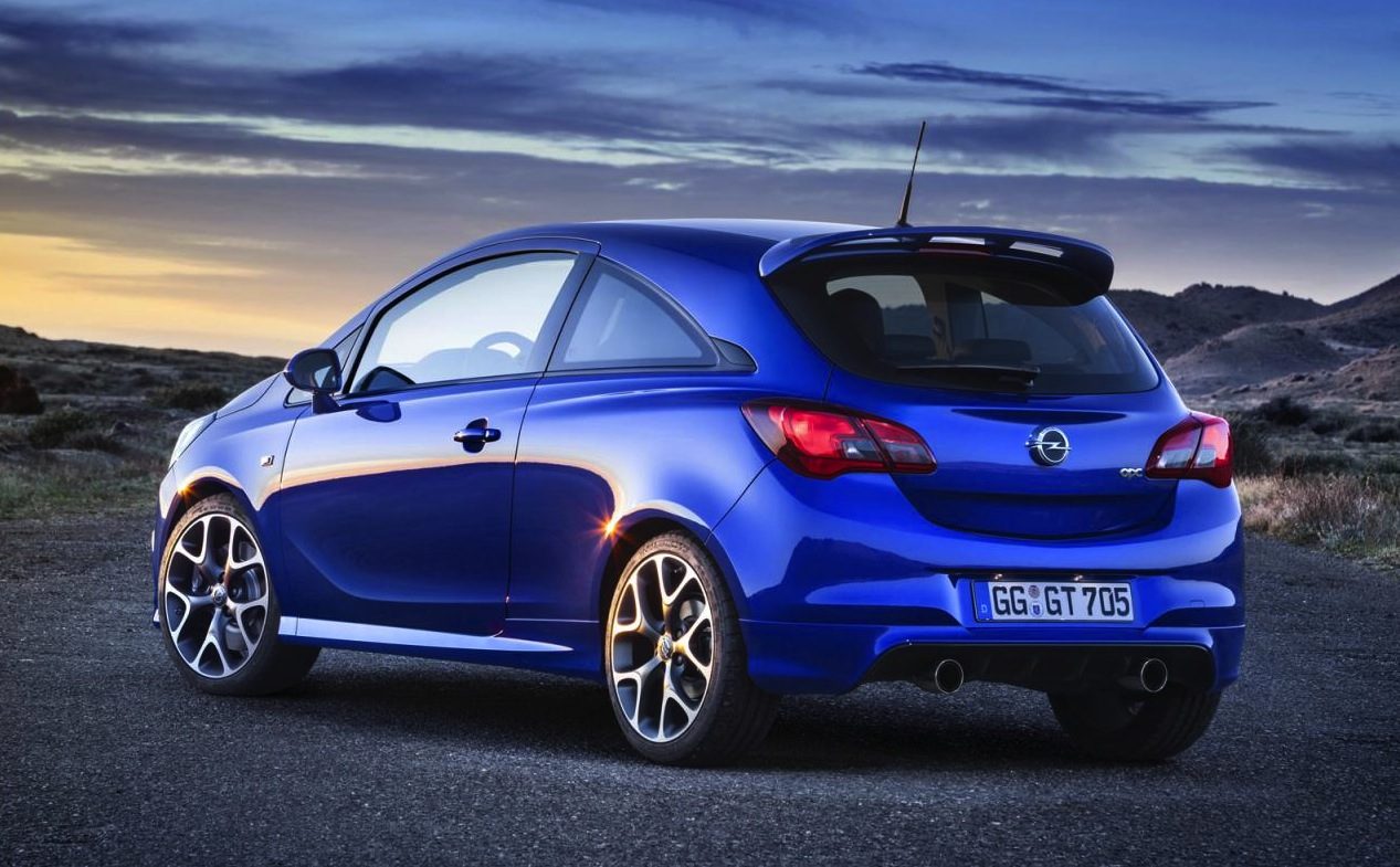 2015 Opel Corsa OPC revealed before Geneva debut | PerformanceDrive