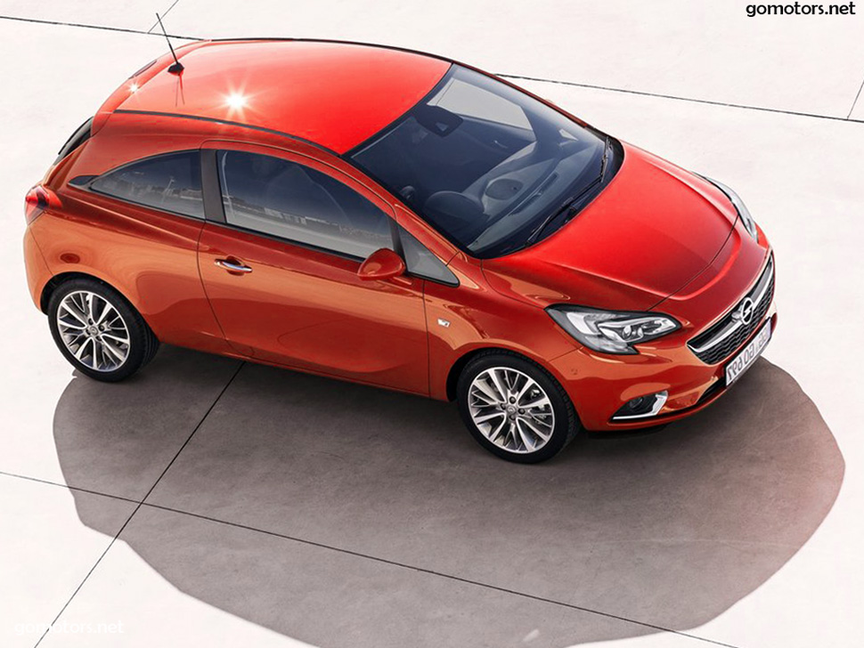 2015 Opel Corsa Specification | Car Specifications