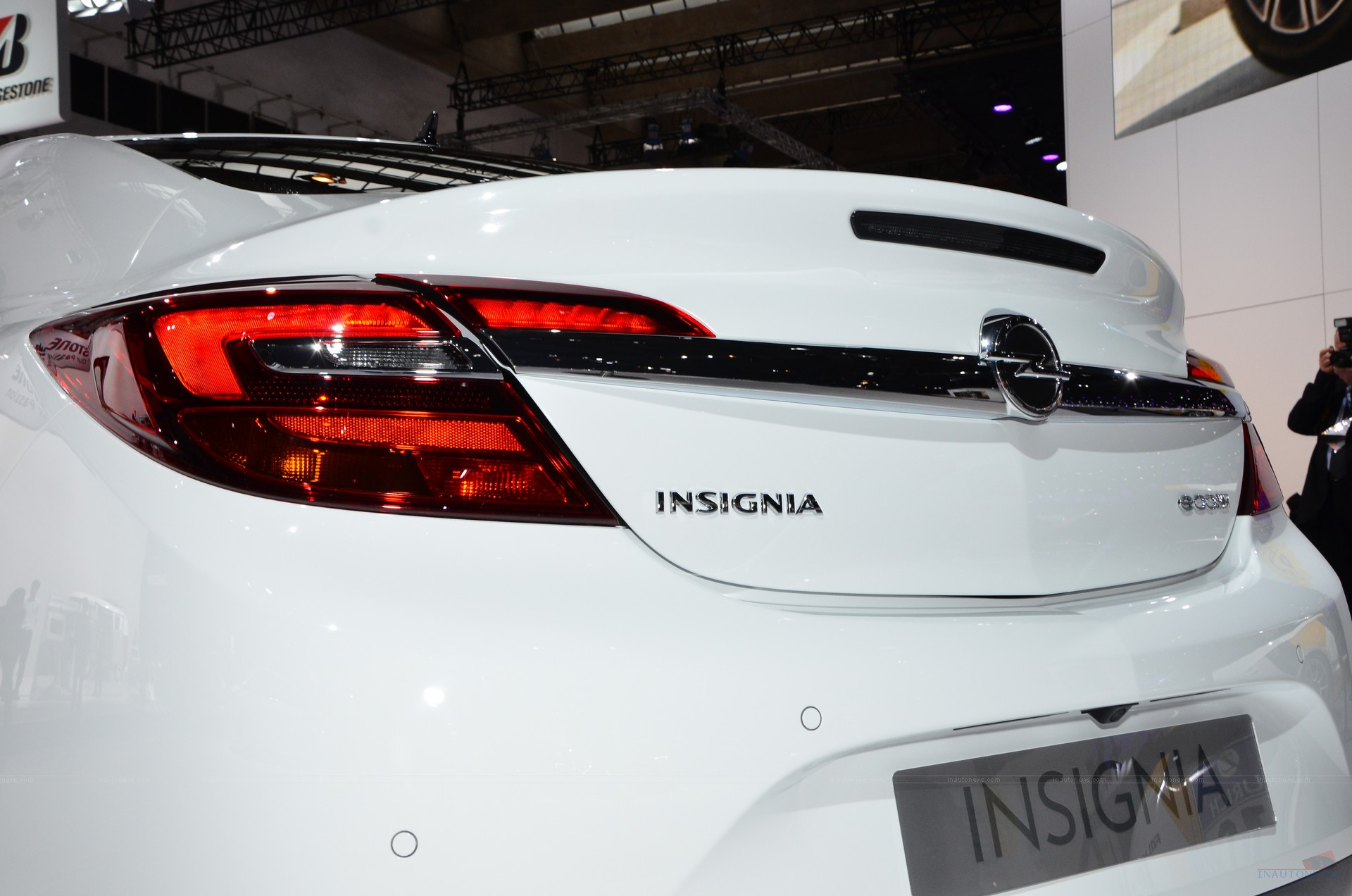 2015 Opel Insignia debut | Released 2015