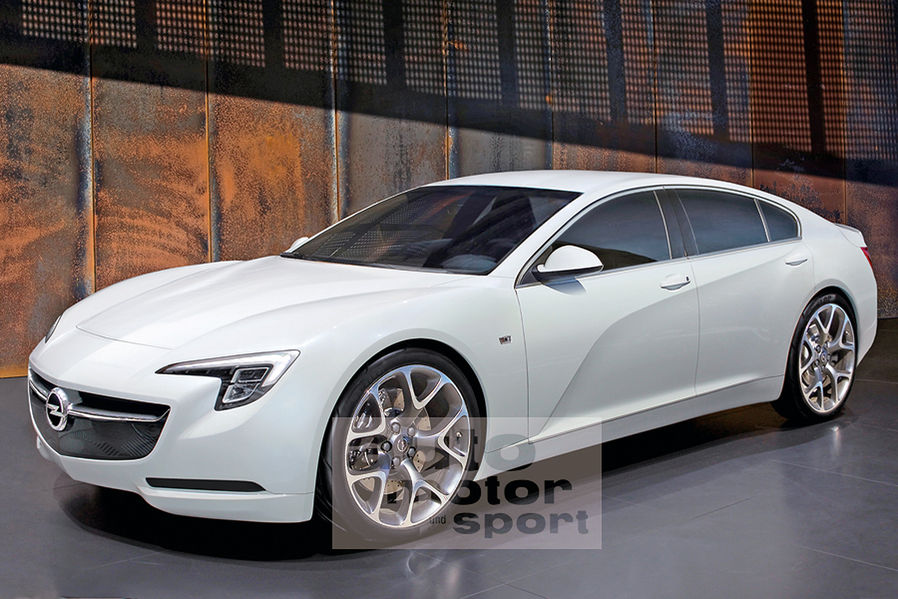 2015 Opel Insignia | Released 2015