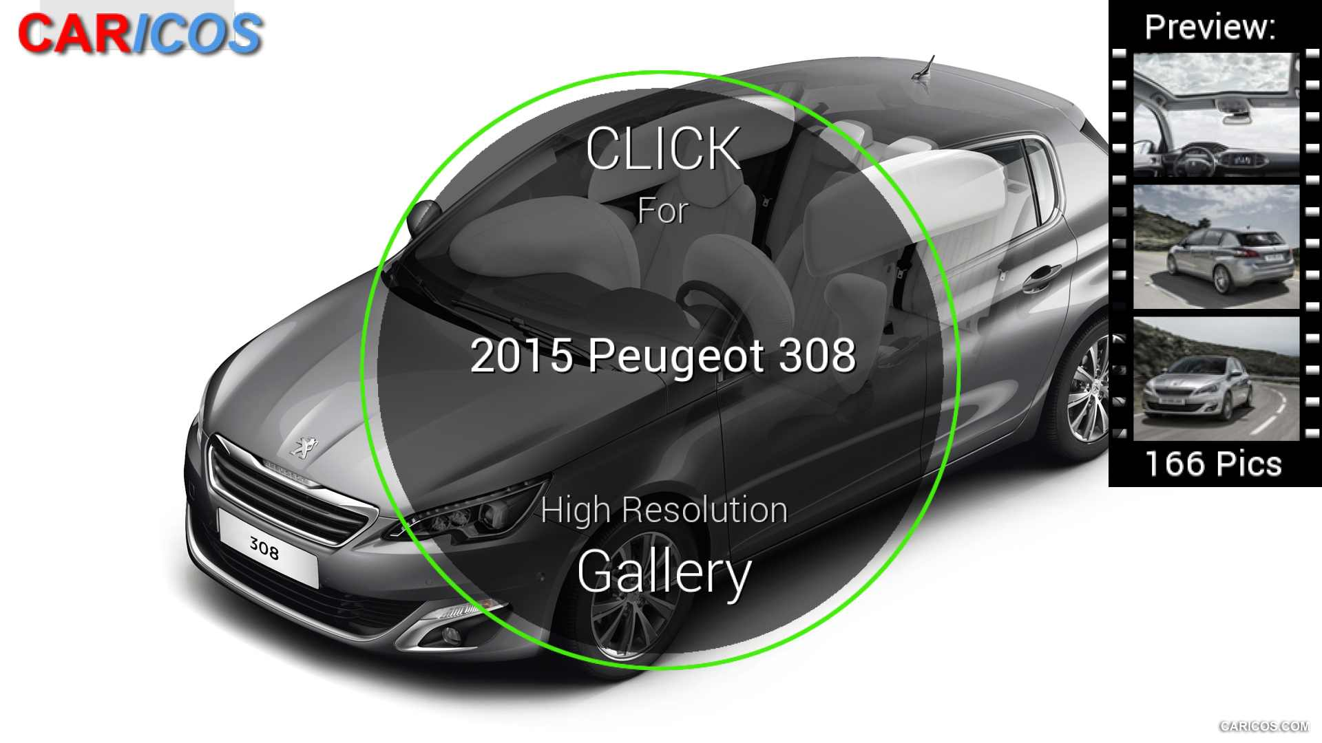 2015 Peugeot 308 Airbags / Safety | HD Wallpaper #158 | 1920x1080