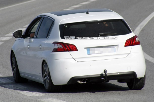 2015 Peugeot 308 GTI - Spy Photos, image 4 of 5 - Medium | Photos
