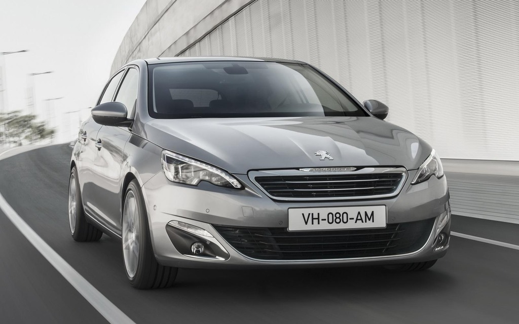 2015 Peugeot 308 - Picture Gallery, photo 7/7 - The Car Guide